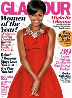 Michelle Obama on magazine covers - The Washington Post