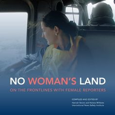 No Woman's Land: On the Frontlines with Female Reporters by Hannah Storm, http://www.amazon.com/dp/B0081ST2VG/ref=cm_sw_r_pi_dp_5W.Zub1J1G0KN