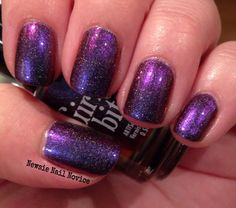 Girly Bits Belly Jeans Multichrome holo polish