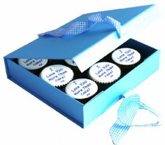 Personalised Valentine Cupcakes Gift Box Blue  http://www.caketoppers.co.uk/index.asp?Item=personalised-valentine-cupcakes-gift-box-blue--59859866