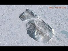 Shocking Discovery! Antarctica Has Finally Revealed A 378 Meter Wall (Atlantis) - YouTube