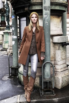 El shopping de los 7 dias 7 looks de Angela Lindvall