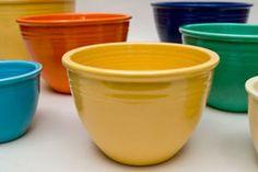 Vintage Fiesta Nesting Bowls. LOVE my Fiestaware | Things I love ...