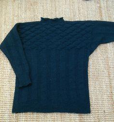 Ravelry: Project Gallery for Gansey KAL Mystery Gansey pattern by Elizabeth Lovick