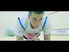 Beautiful video on training for squash