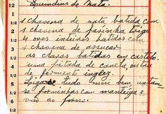 As Receitas da Avó Helena e da Avó Eduarda - Quindins de Nata