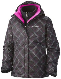 Columbia updated this versatile, waterproof winter classic with their patented thermal-reflective technology, which reflects body heat for warmth while maintaining a high level of breathability.  #alpineshop