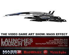 Art Show: Mass Effect