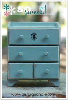 tiny dresser