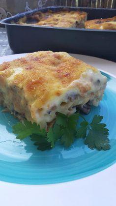 Spanakopita, Lasagna, Quiche, Vegan, Dinner, Vegetables, Breakfast, Ethnic Recipes, Food