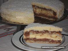 TORTA OD KOKOSA I ČOKOLADE ZA OVU TORTU KAŽU DA JE BOLJA OD POPULARNE RAFAELO TORTE