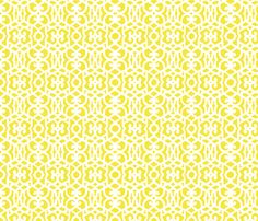 Moroccan Yellow fabric