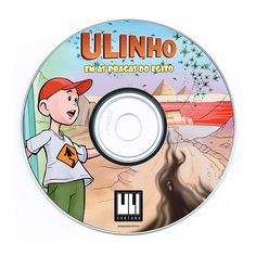 CD de Audiobook do Ulinho