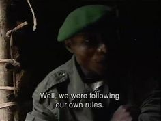 In this gripping video, Congolese soldiers explain their justifications for rape in the Congo conflict.  This is a powerful illustration of how crucial education for Africans by Africans is in preventing rape and delegitimizing its use in conflict situations.
