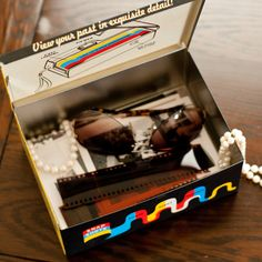 snapshots tin cigar box $15