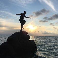 lokasi : Karimun Jawa  taken by #jeparaphotographer: @rioarisanda Lokasi : karimun jawa jepara    Tag temen/pasangan /keluarga kamu yang juga #pengentravelingjepara   mau foto kamu di repost? tag @jeparaphotographer   #awesomeplaceinjepara #awesomeplaceinindonesia #pengentraveling #pengenkepantai #indonesiaphotographers