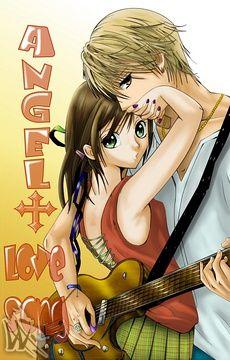 AnimeAddicts - Ismertetők - Manga: Angel Koiuta