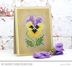 Thrilling Designing Your Own Cross Stitch Embroidery Patterns Ideas. Exhilarating Designing Your Own Cross Stitch Embroidery Patterns Ideas. Embroidery Flowers Pattern, Paper Embroidery, Hand Embroidery Stitches, Embroidery Techniques, Cross Stitch Embroidery, Cross Stitch Bookmarks, Cross Stitch Cards, Counted Cross Stitch Kits, Cross Stitch Flowers