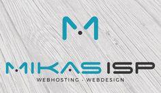 Logo MIKAS ISP Werbe GmbH Logo Design, Web Design, Logos, Symbols, Letters, Math, Salzburg Austria, Advertising Agency, Logo