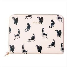 F-S-New-Paul-and-Joe-CAT-Document-Case-A4-size-from-Japan