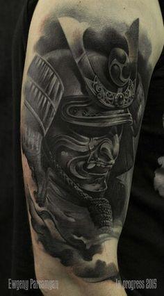 #tattoo #samurai #samuraitattoo #besttattoo #bestphoto