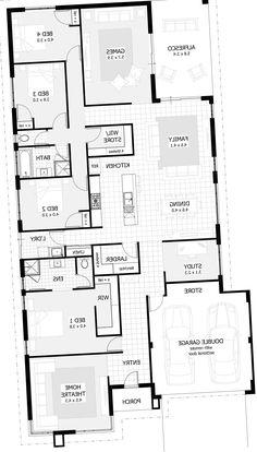 Three Bedroom Home Design Fascinating 3 Bedroom Home Designs  Httpsbedroomdesign2017Small3 Decorating Design