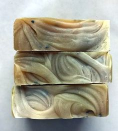 Lemongrass Rosemary: Cold Process Soap Vegan by HermitageSoapNH