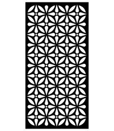 GEOMETRIC-062-C Laser Cut Lamps, Laser Cut Panels, Stencil Designs, Wall Art Designs, Metal Walls, Metal Wall Art, Jaali Design, Roman Clock, Cnc Cutting Design