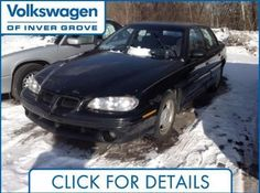 Minneapolis Cars For Sale | 1997 Pontiac Grand Am GT | http://minneapoliscarsforsale.com/dealership-car/1997-pontiac-grand-am-gt