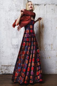 Talbot Runhof   Fall 2014 Ready-to-Wear Collection   Style.com