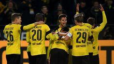 Cuplikan Gol Liga Jerman Borussia Dortmund vs Bayern Munchen 1-0