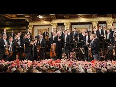 Daniel Barenboim - Vienna Philharmonic Orchestra - New Year's Day Concert - YouTube