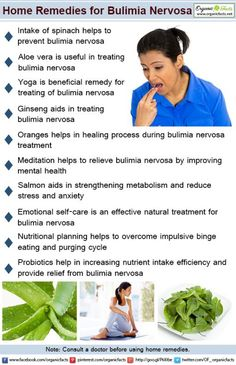 10 Effective Home Remedies for Bulimia Nervosa Bulimia Recovery, Eating Disorder Recovery, Disease Symptoms, Anorexia, Health And Nutrition, Brisbane, Aloe Vera, Home Remedies, Disorders