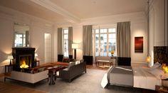 Charles Zana | Hôtel Particulier Shangri-La Décoration - design - déco
