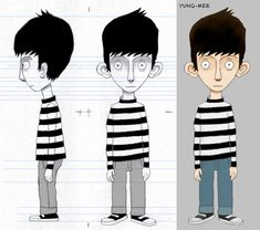 Animation Tips | A Lesson in Character Design - NFB Blog