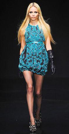 Cavalli - Fall Fashion week