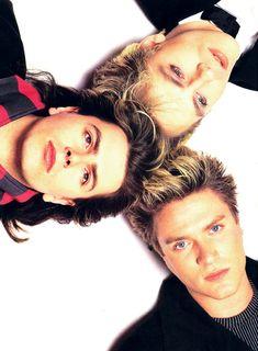 Nick, Simon, and John Ashley Taylor, John Taylor, Great Bands, Cool Bands, Nick Rhodes, Simon Le Bon, Tears For Fears, Van Halen, Teenage Dream
