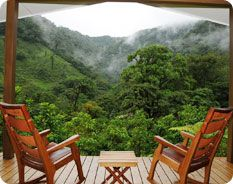 I am going to Costa Rica and I'm going to sit on this porch.