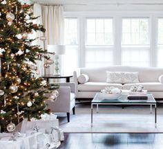 Christmas decoration, color inspirations - Yılbaşı için 10 yaratıcı renk paleti
