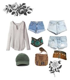 """""""Want"""" by explorer-14609441803 ❤ liked on Polyvore featuring LAmade, Levi's, WithChic, H&M, 3AM Imports and Forever 21"""