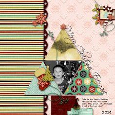 Merry Christmas Everyone - Scrapbook.com