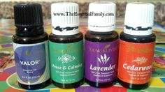 Essential Oils to Help Your Kids Fall and Stay Asleep! | The Essential Family