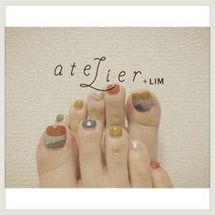 fall foot nail