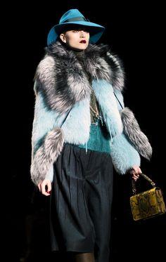 Gucci Fall 2011, p.1 « The Sartorialist