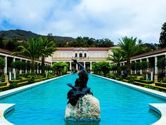 Serenity at The Getty Villa | Discover Los Angeles