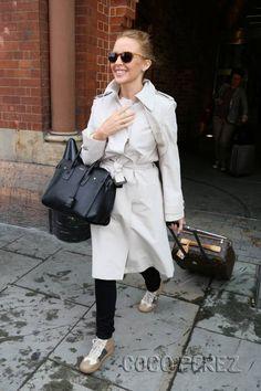 Kylie Minogue May 2014