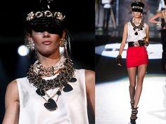 Collezione donna Dsquared2 P/E 2013 - Tendenze donna - diModa - Il portale... di moda