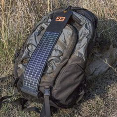 This outstanding Bushnell SolarWrap Mini USB Charger utilizes solar power to charge your smart devices even when the sun's not fully available.