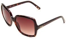 Cole Haan Women's C 6066 21 Square Sunglasses,Tortoise Frame/Brown Gradient Lens,One Size Cole Haan. $78.00. Made in China. Case Included
