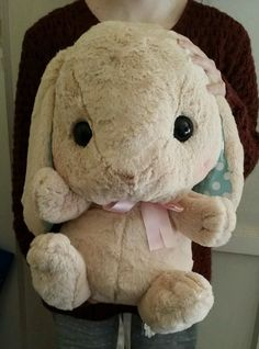 POTE USA Loppy Bunny by Amuse - Large plushie from Japan - Chappy in Other | eBay